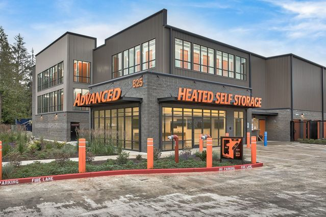 Introducing Advanced Heated Self Storage in Bellingham, Washington