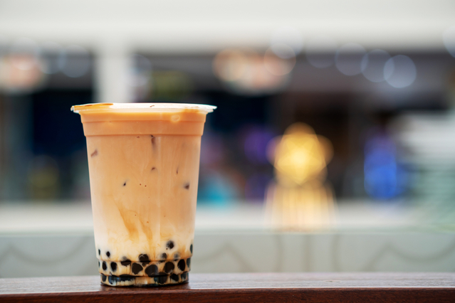 Tea Time at The Heights With Squishy Pop Bubble Tea